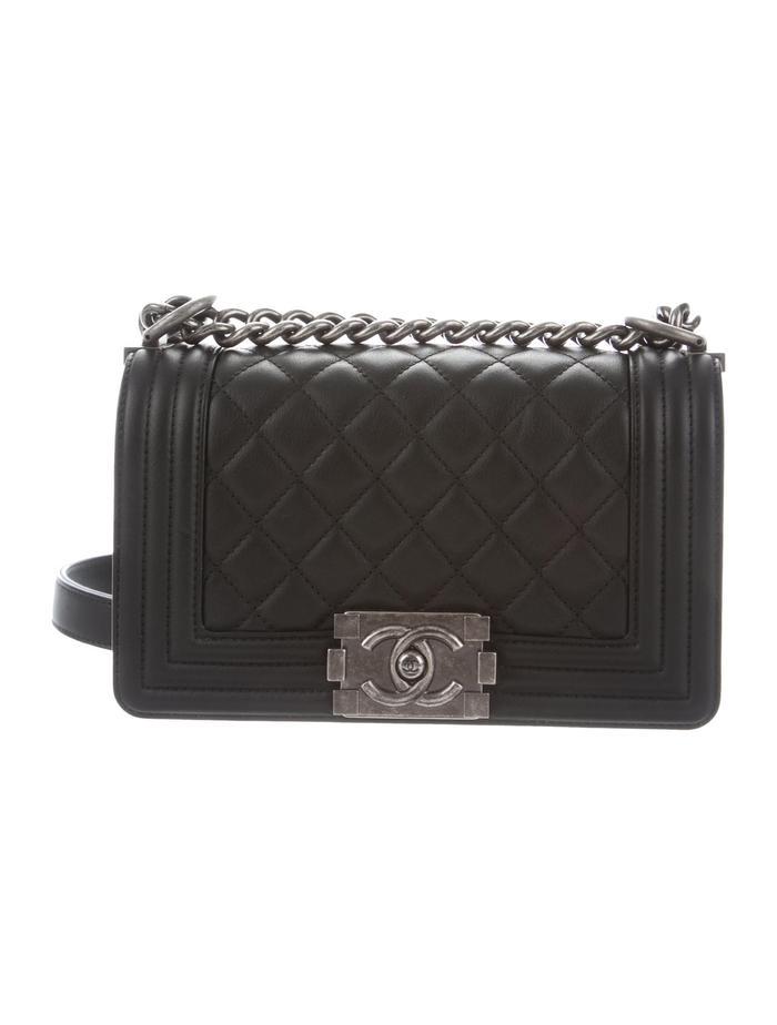 Chanel 2018 Small Boy Bag