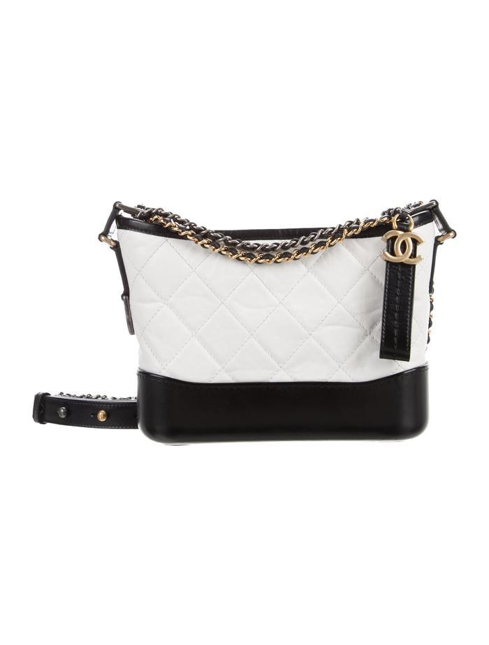 Chanel 2019 Small Gabrielle Hobo