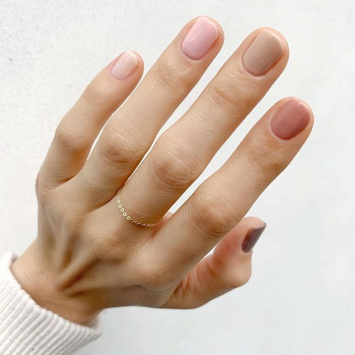 20 Neutral Nail Colors For All Skin Tones Who What Wear