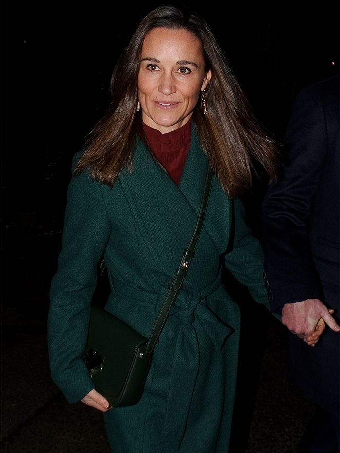 Pippa Middleton: Mango Coat