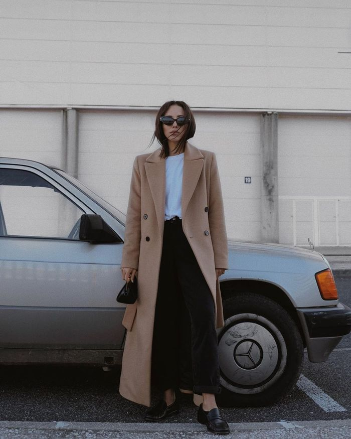 Simple Winter Trends — Classic Coats