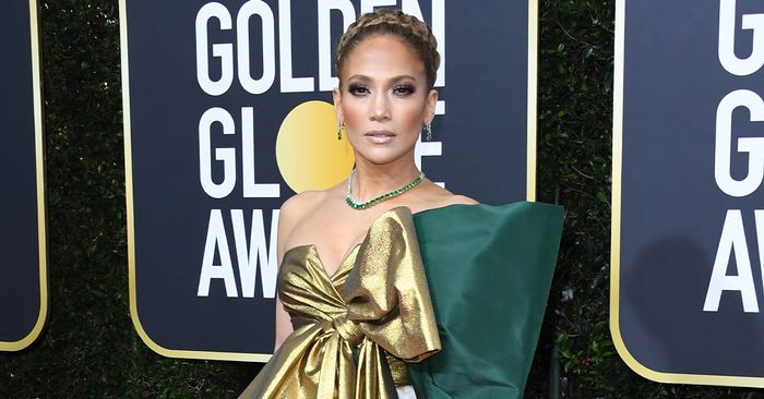The Best Red Carpet Looks At The 2020 Golden Globes Who What Wear
