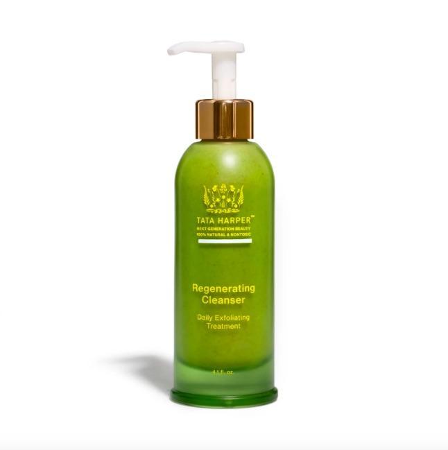 Anti-ageing skincare routine for 30s: Tata Harper Regenerating Cleanser