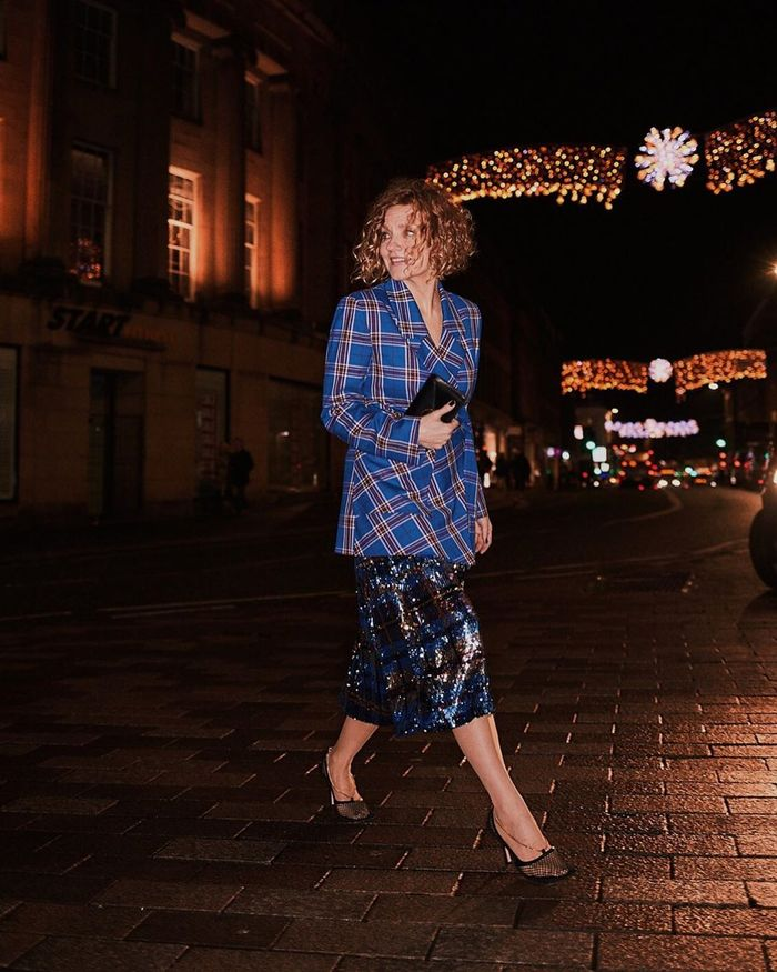 Cool Pieces Over 40 Women Wear to Holiday Parties
