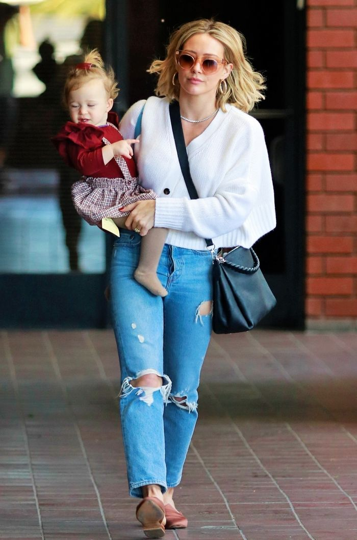 Hilary Duff Wore Levi's Jeans - Shop Them Now