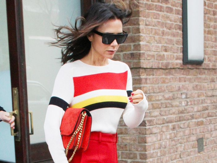 Victoria Beckham Reveals the One Bra Trend She Doesn't Wear