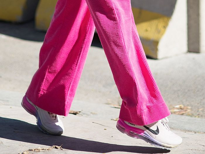 Sneaker Fashion Trends, Outfits & Style Tips | Who What Wear