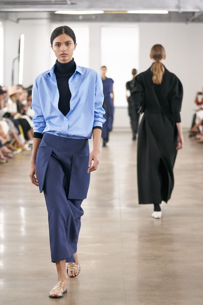 Classic Blue Colour Trend: The Row