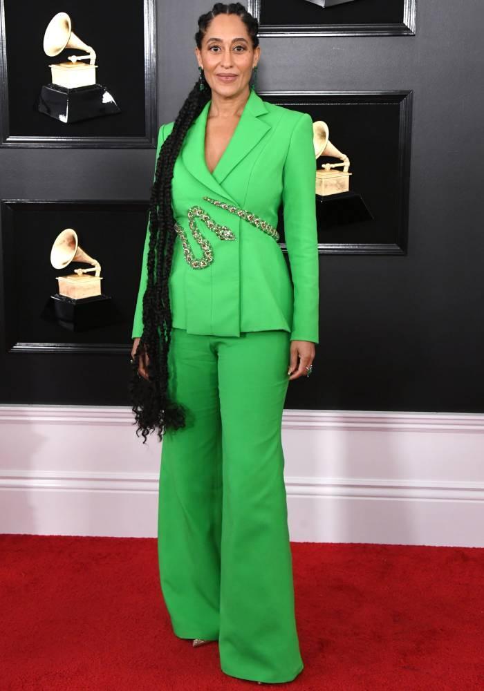 celebrity fashion inspiration 2020: tracee ellis ross