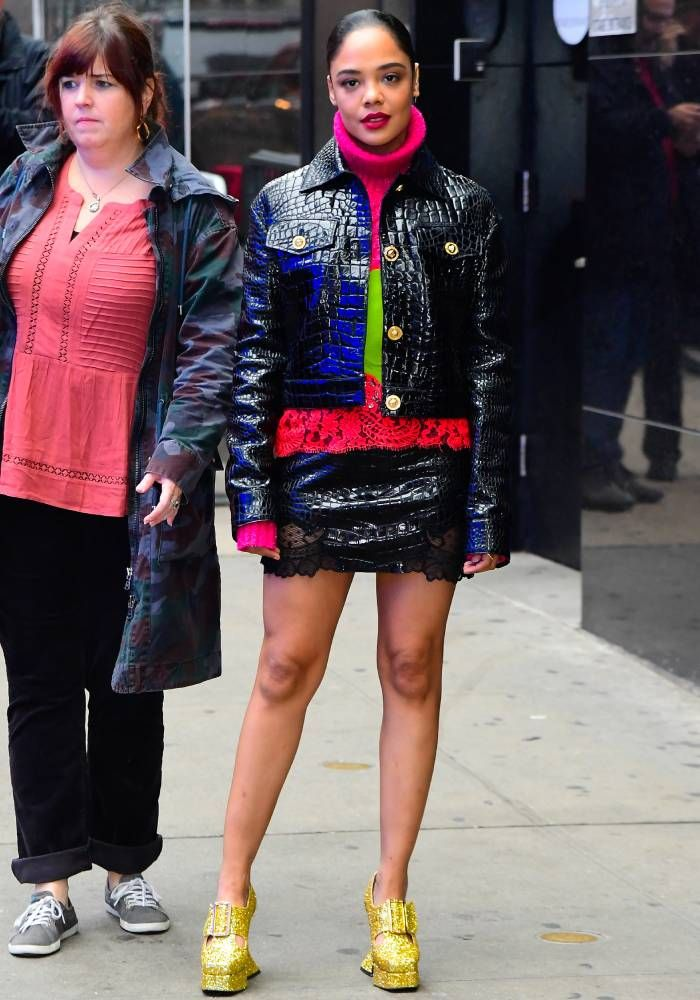 celebrity fashion inspiration 2020: tessa thompson