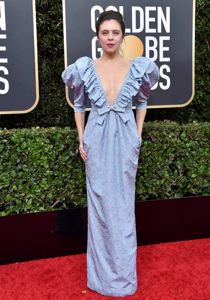 celebrity fashion inspiration 2020: bel powley