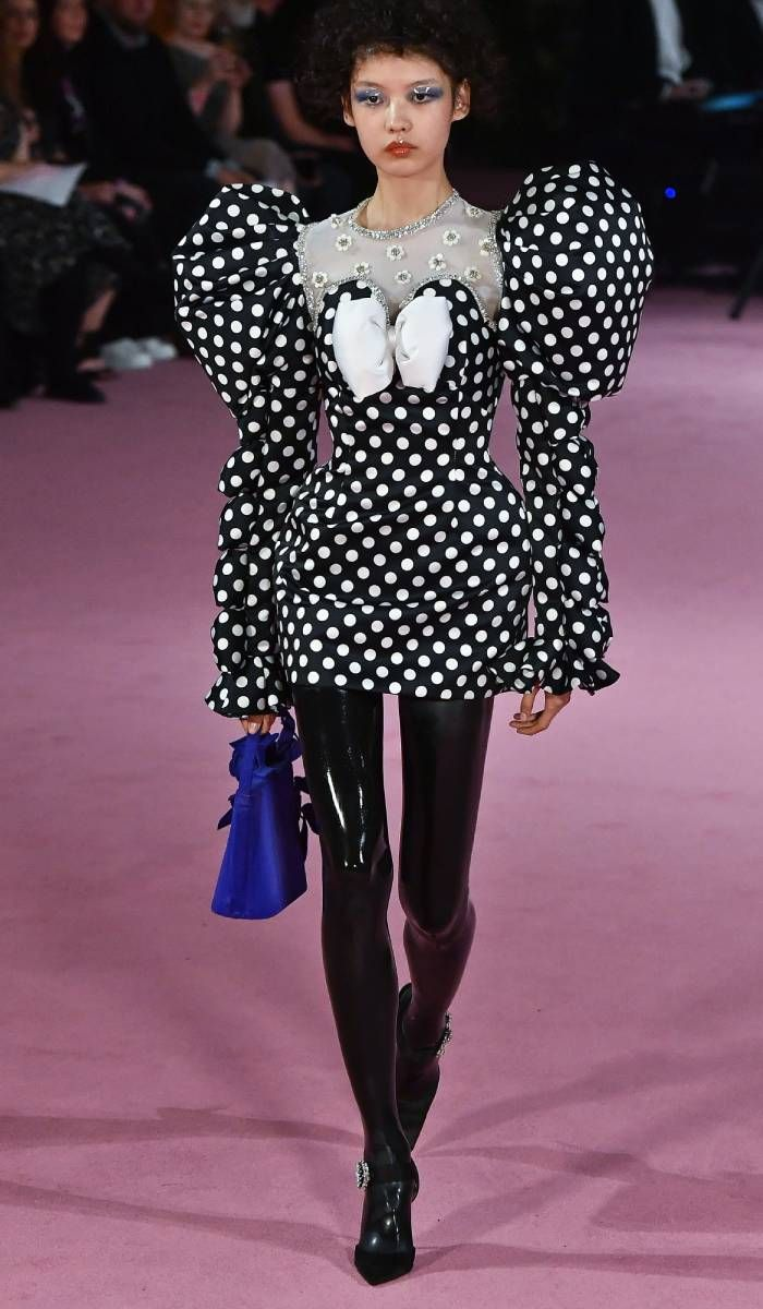 polka dot trend 2020: richard quinn