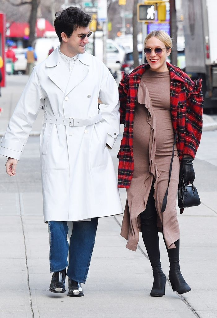 Chloe Sevigny Is Pregnant—See Her Cute Baby Bump