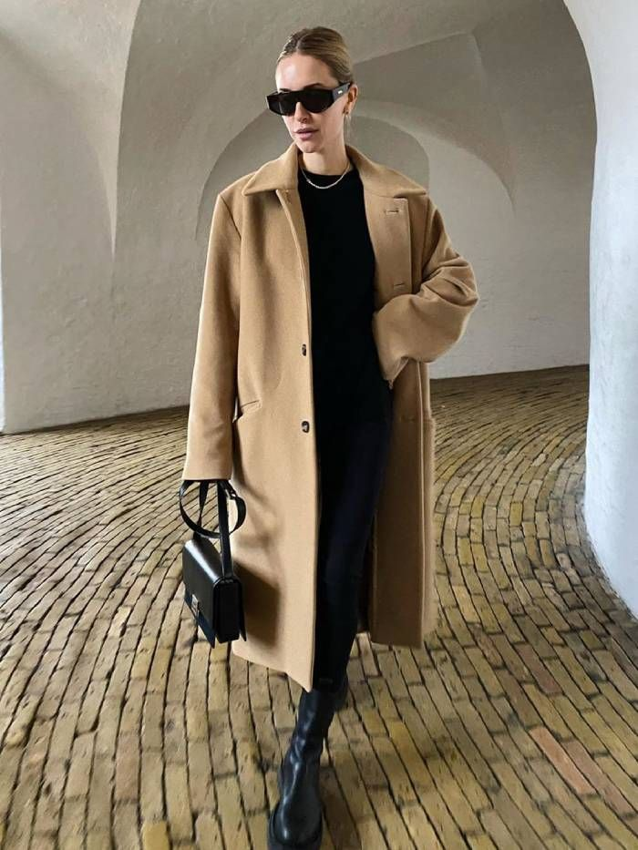 skinny jeans and chunky boots 2020: pernille teisbaek