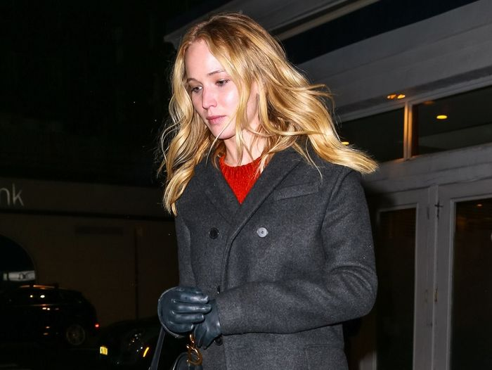 Jennifer Lawrence Just Wore the New Bottega Veneta It Shoes