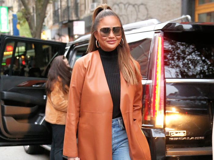 The Most Up-to-Date Way to Wear Skinny Jeans, Courtesy of Our Fave Celebs