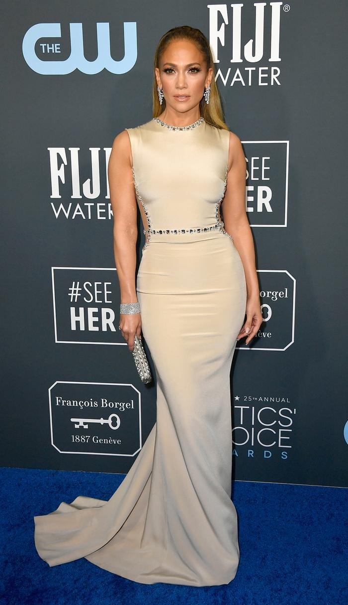 Critics' Choice Awards 2020 red carpet