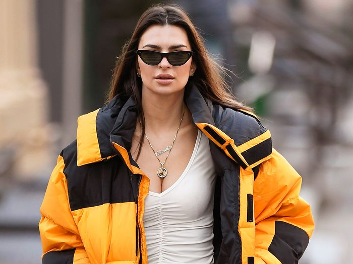 6 Ways to Style North Face Jackets Like Jessica Biel, EmRata, and More