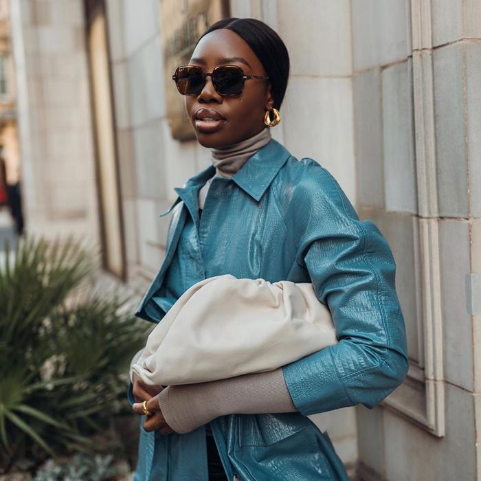 Spring Buys from Topshop, Arket, H&M: @melissaswardrobe wears a Topshop coat