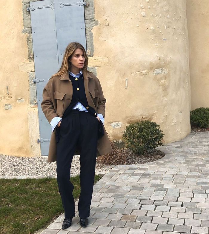 Here's how french women wear layers in winter