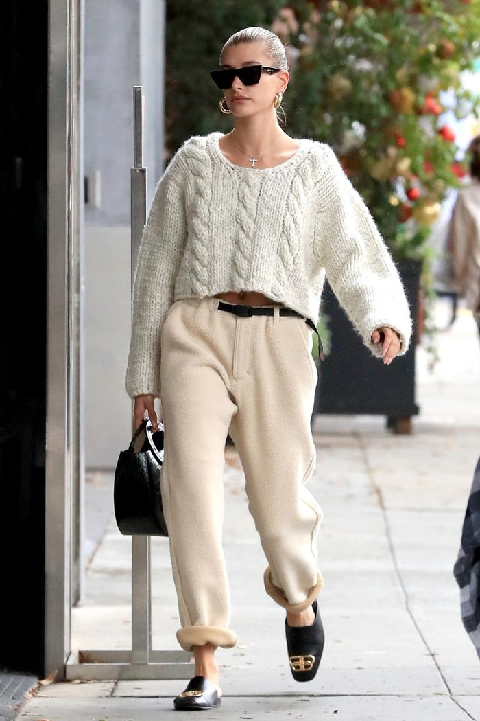 Hailey Bieber designer It flats