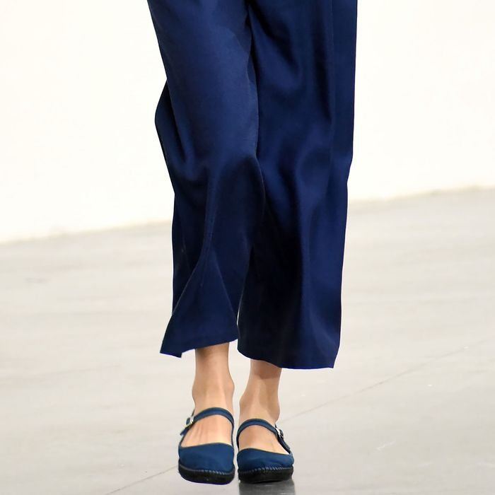 Agnes B flat shoe trends