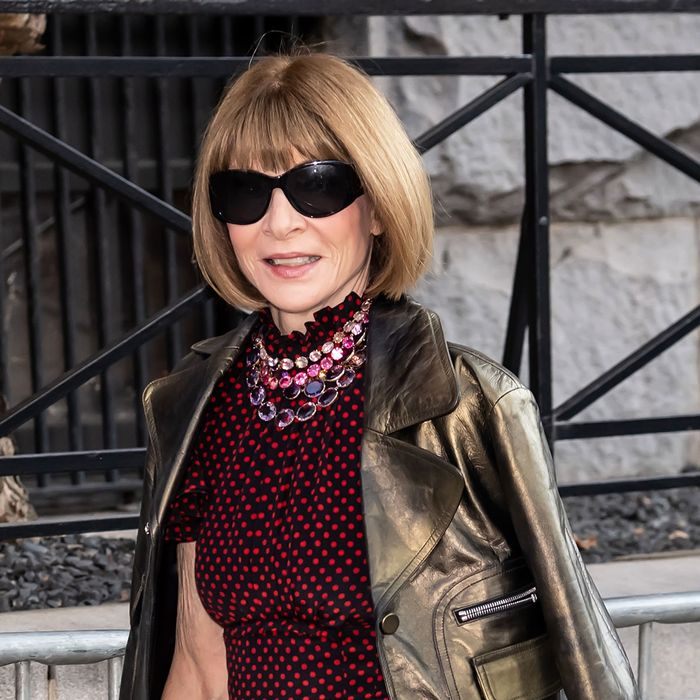4 of Anna Wintour's Favorite Trends Go Really Well With Jeans