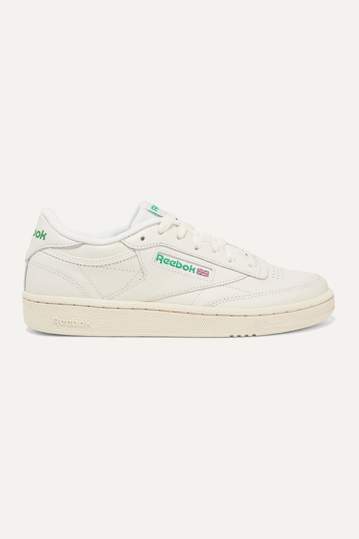 Reebok Club C 85 Vintage Leather Sneakers