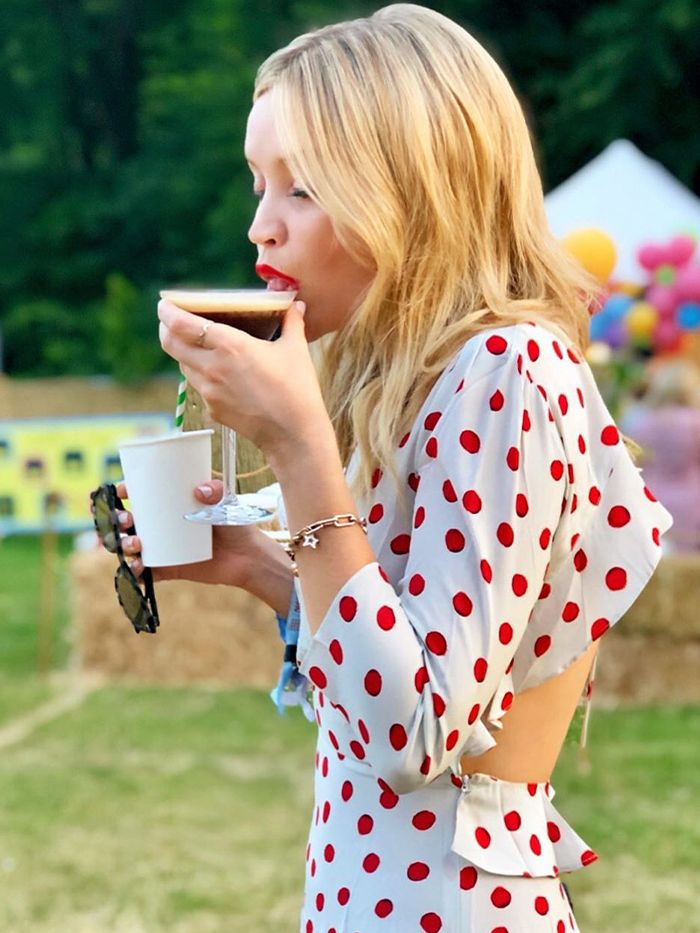 Laura Whitmore: Realisation Par Dress