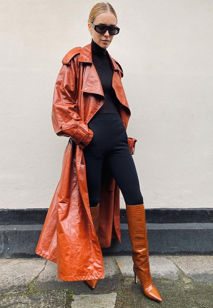How to wear leggings 2020: