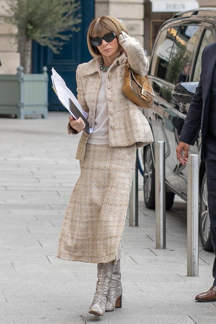 Anna Wintour Shoulder Bag