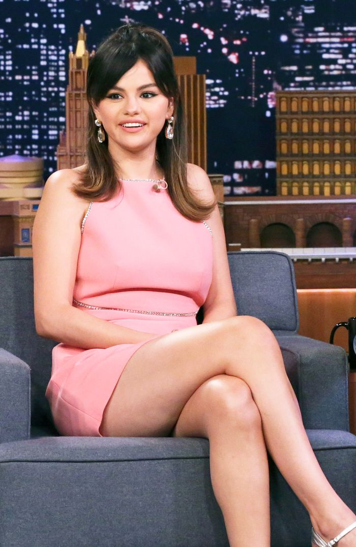 Selena Gomez Wears Affordable Earrings