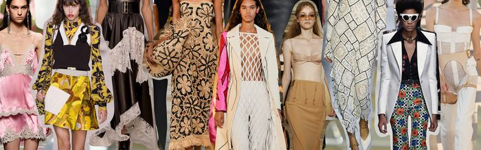 These Are the Biggest Spring 2020 Trends, Period