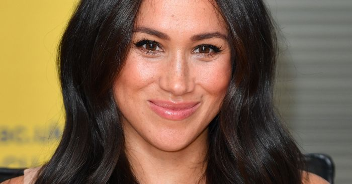 The 10 Best Beauty Trends for Meghan Markle to Try Now - Who What Wear image