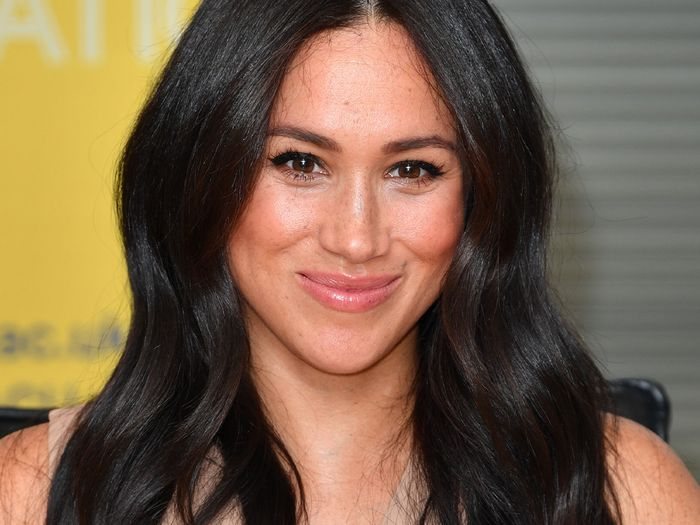 Meghan Markle's Hair, Makeup, and Nails