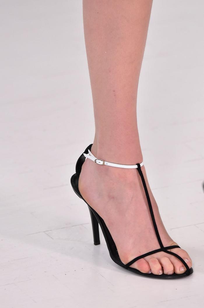 Helmut Lang Spring 2020 Shoe Trend