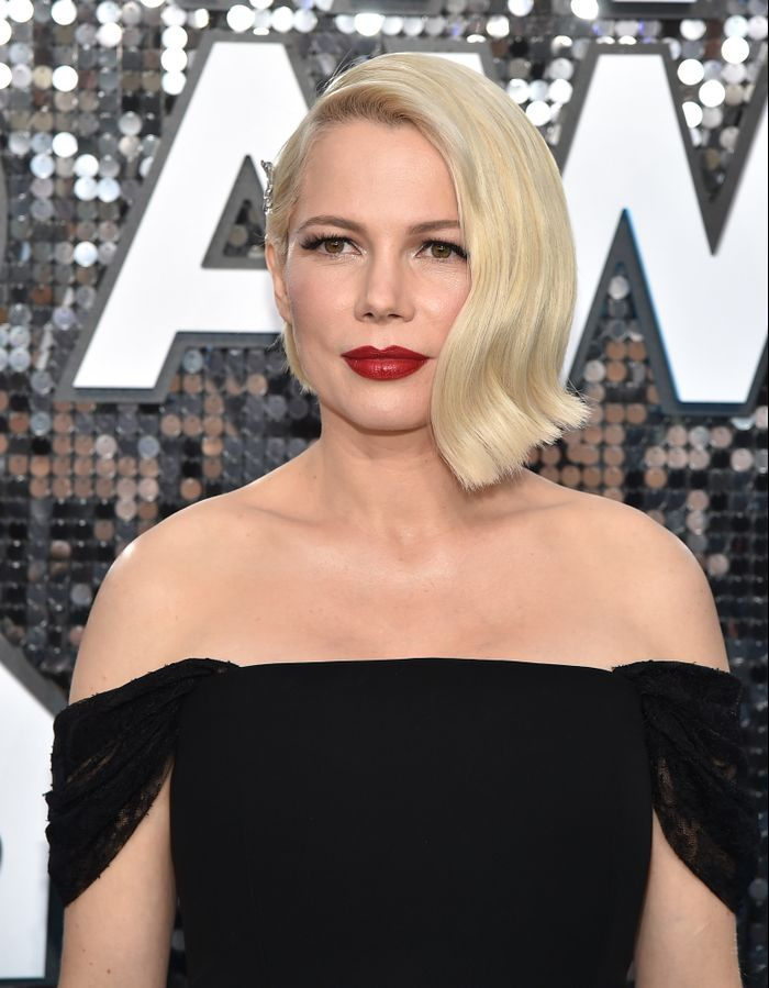 Michelle Williams 2020 SAG Awards best beauty looks