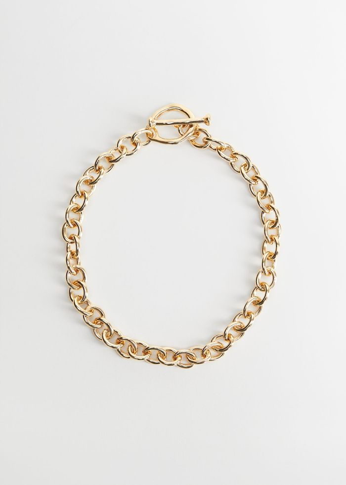 Mango Link Chain Necklace