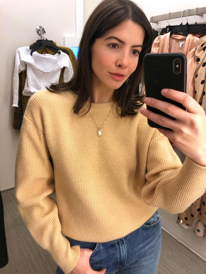 Basic Tan Sweater Nordstrom