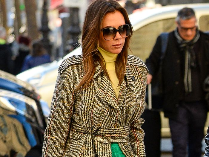 The Unexpected Colour Combination Victoria Beckham Is Backing for 2020