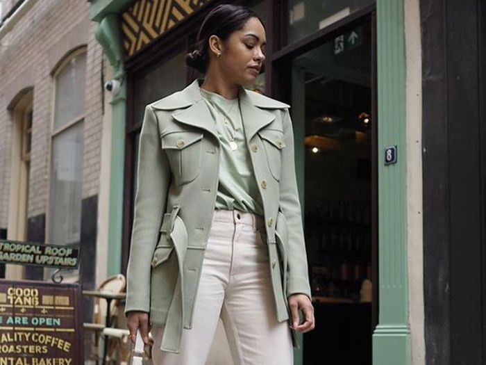 These 5 Colours Are the Key to an Expensive-Looking Spring Wardrobe