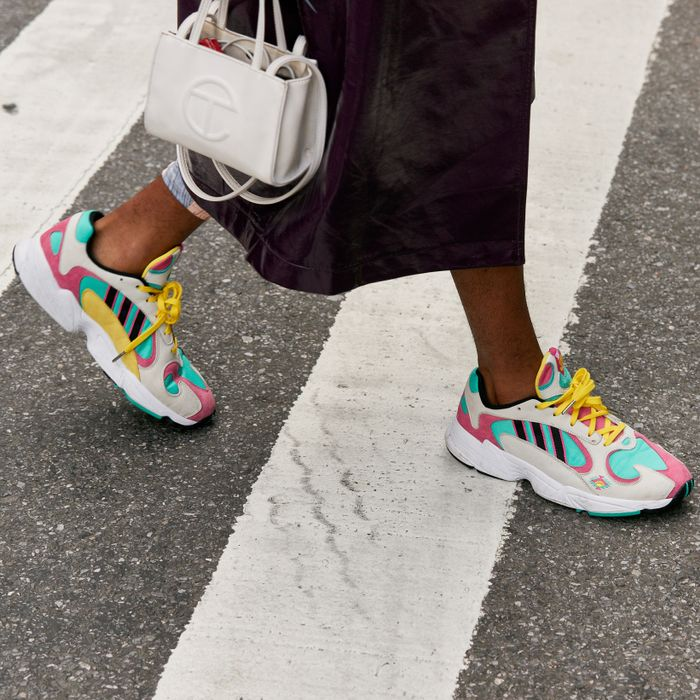 4 Sneaker Trends You Might See More Than Simple White Trainers This Spring