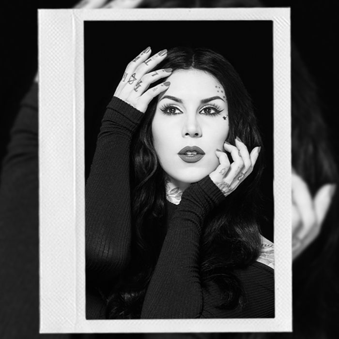 How Icon Kat Von D Continues to Creatively Evolve Her Career