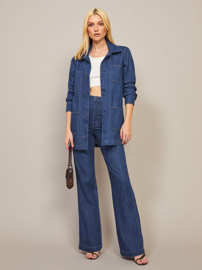 Reformation Trouser Jean