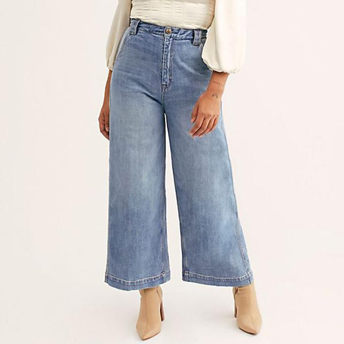 We the Free Berlin Wide-Leg Jeans