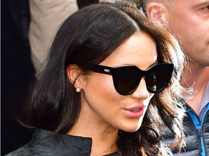 Meghan Markle's Instantly Sold-Out $65 Sunglasses Are Back at Net-a-Porter