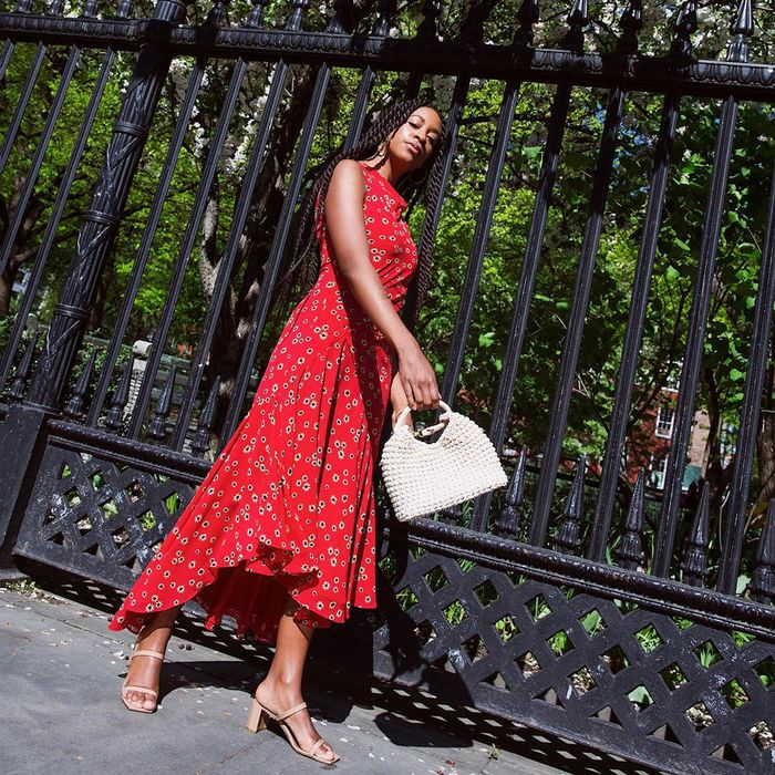 The best spring outfits with heels