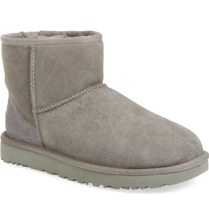Wore the Gucci Version of Ugg Boots