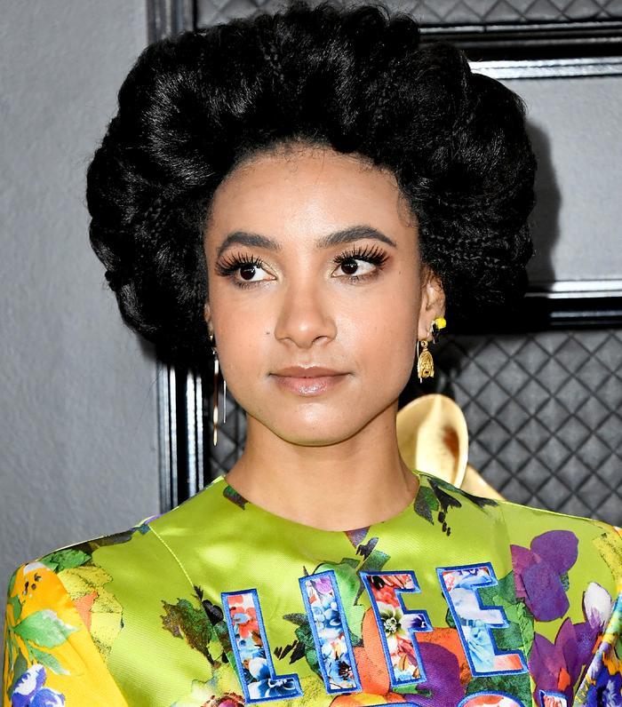 Grammy Awards 2020 Beauty: Esperanza Spalding