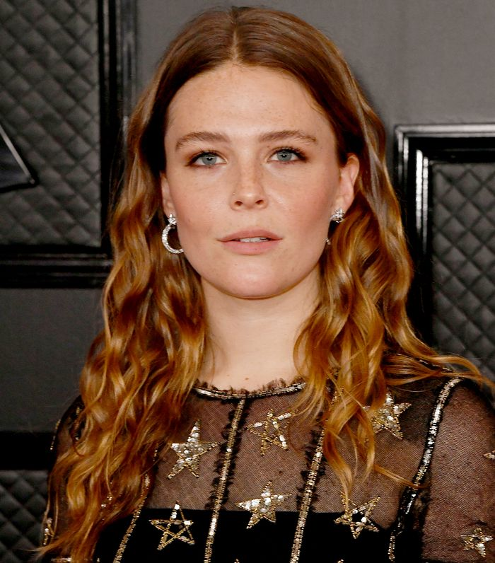 Grammy Awards 2020 Beauty: Maggie Rogers